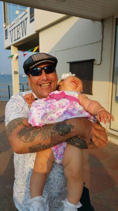 Maya and Grand Dad 2